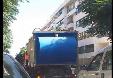 Camiones de Basura que no reciclan