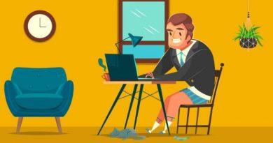 Ya Cierran Oficinas para Trabajar desde Casa