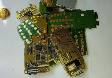 Donación de móviles viejos para reciclar