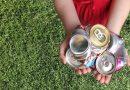 Proyecto para recaudar fondos con latas de aluminio