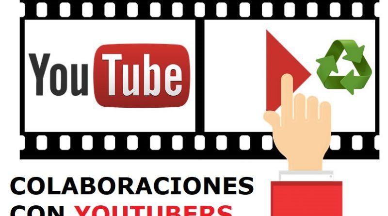 Colaboraciones con Youtubers de Barcelona