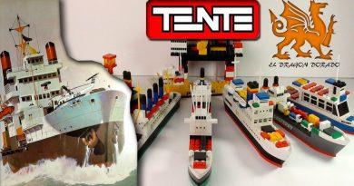 En 2021 Volveremos a ver juguetes TENTE en las estanterías de las jugueterías.